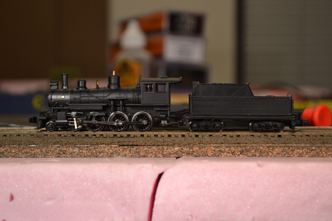 installing a decoder in the bachmann 4